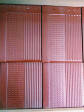 best sale red clay plain flat roofing tiles with excellent quality