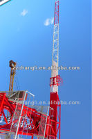 CE (Certification) QTZ40/4708 (Max Load: 4 Ton) Hydraulic fixed Tower Cranes,mini tower crane,Tower Crane Price