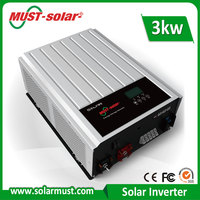 MUST-SOLAR HOT 3KW 48VDC Solar Energy Inverter