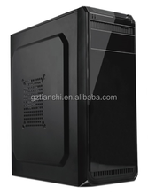 OEM Office Style Simple Design Computer Casing, Black Pc Casing Cabinet