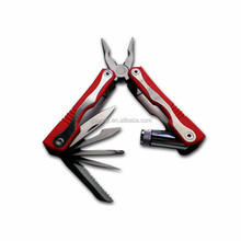 PR-6030 Germany Type Combination Pliers With Double Color Handle