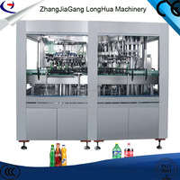 Beverage Filling Machine Soda Water Filling