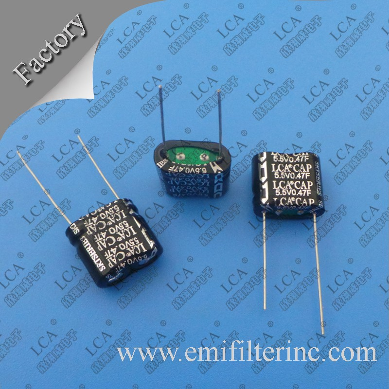 5.0V Ultra super capacitor Manufacturer Stock