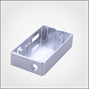 Aluminum heatsink material and computer case for home appliance application