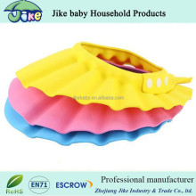 Jike children keep water off face shower cap