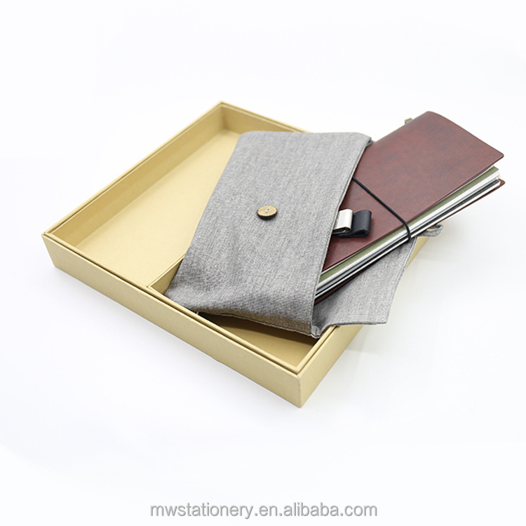 Yiwu Factory Vintage Handmade Genuine Leather Journal/Diary Notebook