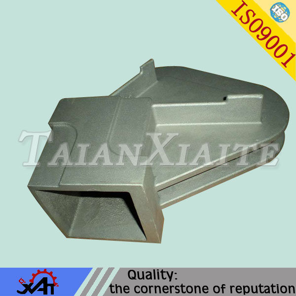 auto spare parts lost wax precision casting mild steel castings
