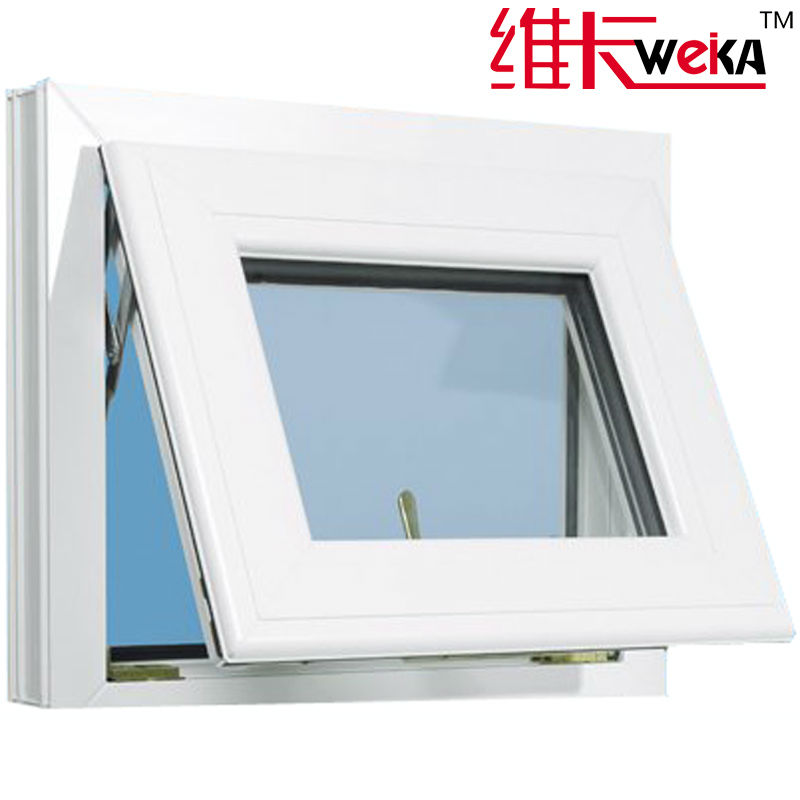 modern PVC german style windows