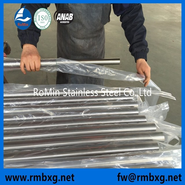 AISI Standard 304/316 1/4 inch stainless steel rod supplier