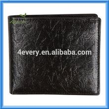 new design travel men leather purse factory price purse