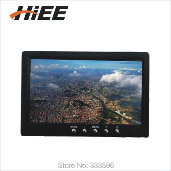 High brightness contrast 500:1 Professional HIEE rc helicopter fpv monitor <strong>M007</strong> for Aerial Photography