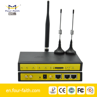 3G WIFI Router with SIM Card Slot 21Mbps Mobile WiFi Hotspot fourfaith F3426