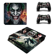 Wholesale Products Custom Sticker Skin For Ps4 Console Skins Sticker For Ps3 4 New Design