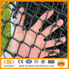 Hot for America market pvc coated thick wire chain link fence
