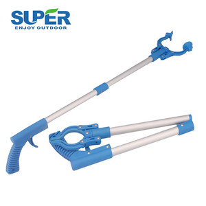 Promotional gifts extendable grabber tool/hand grabber reacher for garden