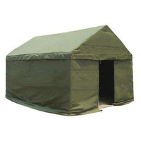 cheap high quality military olive green 20 person tents