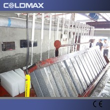 snow dry industrial maker block ice machine