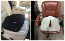 hot selling memory foam office chair car massage Heated Seat Cushion