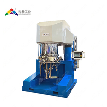 Silicone Rubber Sealant Vacuum Planetary Mixer
