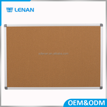 Aluminium Frame Office School Decorative Wholesale Cork Board