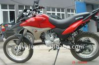 New Red 200cc off-road motorcycle made in China