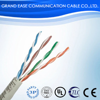 24awg solid copper Cat5E UTP FTP 24AWG LAN networking Cable