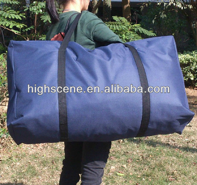 600D polyeste moving bag,move bag,travel bag,