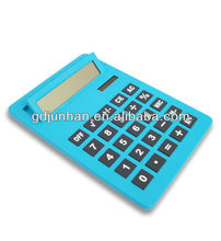 a4 size big blue calculator