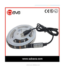 5050 3528 TV Backlight 100CM 150CM 200CM laptop 5v led strip light usb