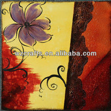 Newest Style Flower Painting famous in Euro market