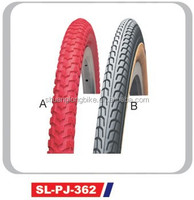 26 color bicycle tyre /bike tires 26x1.75(cycle parts)