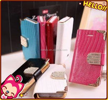 Stylish case cover for samsung galaxy s3 i9300 for elegant purse case for samsung galaxy s3