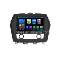 for Nissan MAXIMA CIMA Android car dvd players with GPS auto 2 din radio audio double din central multimedia stereo