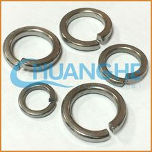 Alibaba China Fastener din463 washers with two taps