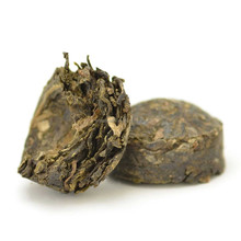 Puerh raw tea mini tuo cha 8 kinds of taste chinese compressed tea