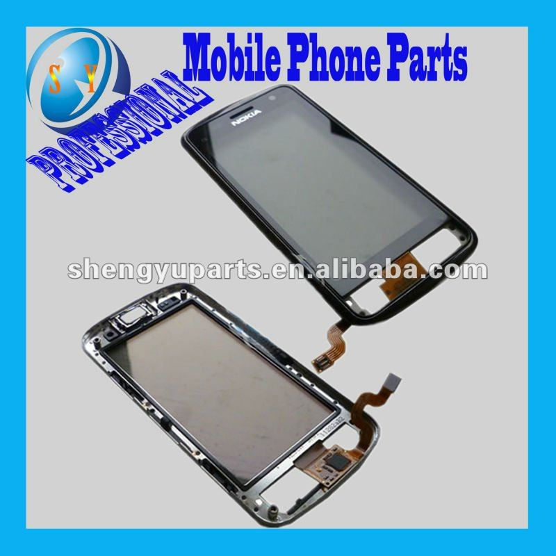 cell phone touch for Nokia c6-01 C6 digitizel screen