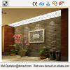 newest china home decor wholesale design 3d interior decorative wall covering panels