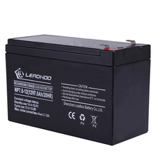 import from China factory Valve regulated lead acid vrla battery 12 volt 7ah for DC power system
