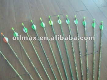 linkboy Archery hunting CAMO pure carbon arrow