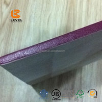 Light Weight And Fireproof High Quality MDF Board 3D Wall Covering Panel 3D MDF Wall