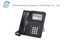 Sim card desk phone,desk phone IP phone with bluetooth for avaya 9621G