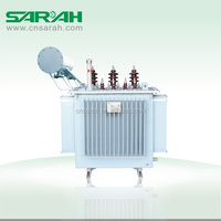 500KVA 11KV Oil Immersed Distribution Transformer Without Tank