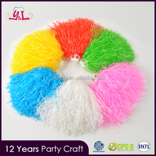 2017 Trending Products Promotion Product Cheerleading Dance Props Pom Pom