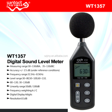 China noise measurement WT1357 digital sound level meter