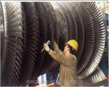 Chinese LP Back Pressure 0.5MW Steam Turbine
