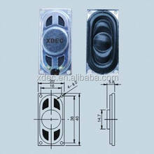 20x40mm speaker 8ohm 1w speaker driver for notebook protable tablet pc