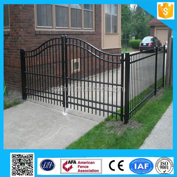 Philippines Gates and Fences , Used Wrought Iron Fencing for Gardens Sale, Used Garden Fences