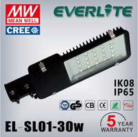 10w-120w high quality reasonable price bridgelux/ Cree/ Epistar/ Nichia 90lm/w led urban light