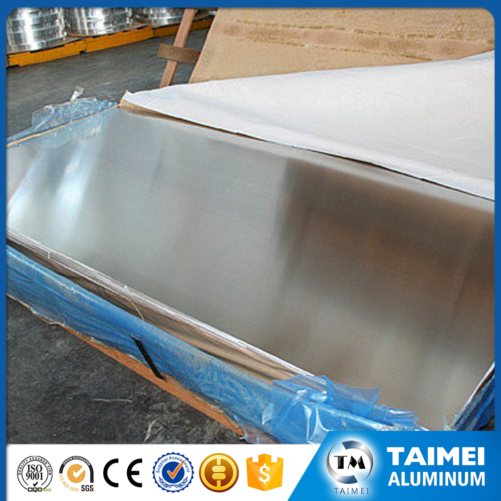 Pre-painted Marine Grade Aluminium Plate With Super Quality