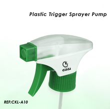 plastic industrial trigger sprayer